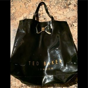 Ted Baker London Patent Tote
